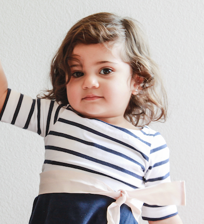 Hope and Henry Toddler Dress