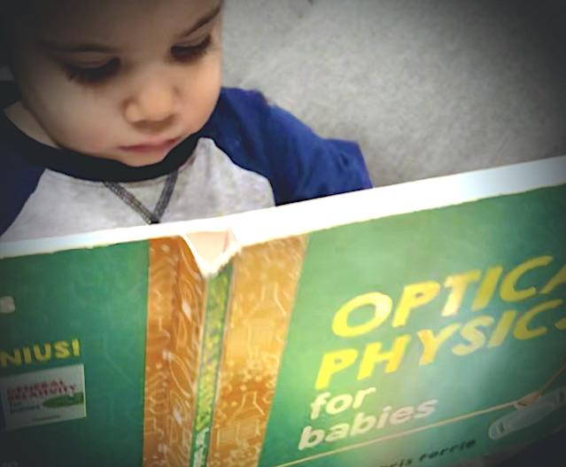 Ezra Reading Optical Physics